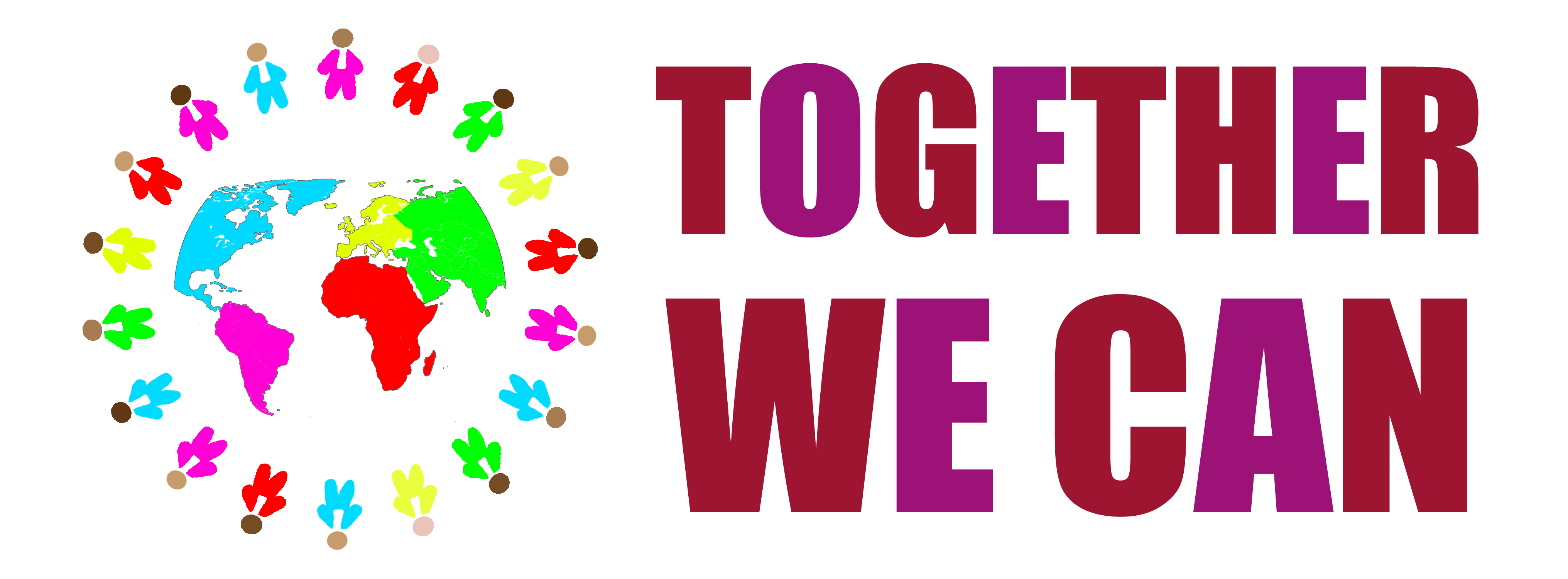 Together We Can is a global nonprofit whose mission is to provide opportunities and assistance for people in need.